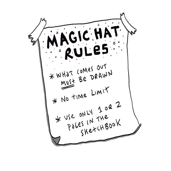Magic Hat Rules